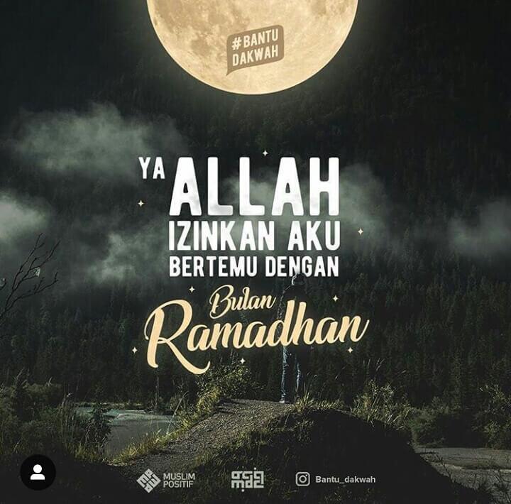 kata kata ramadhan 2020