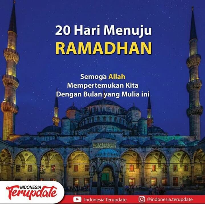 kata bulan ramadhan 2019