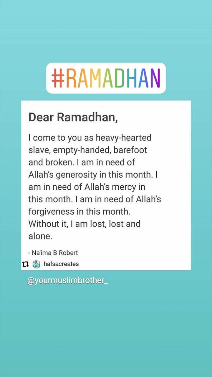 kata kata ramadhan 2020 bahasa inggris