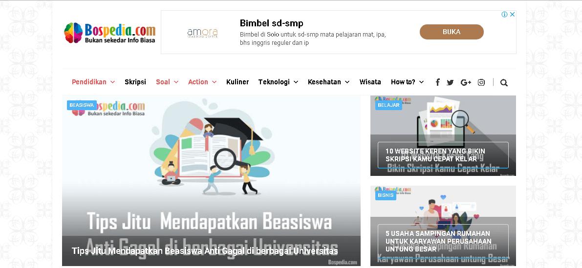 situs pendidikan