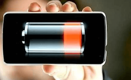 memperbaiki baterai drop