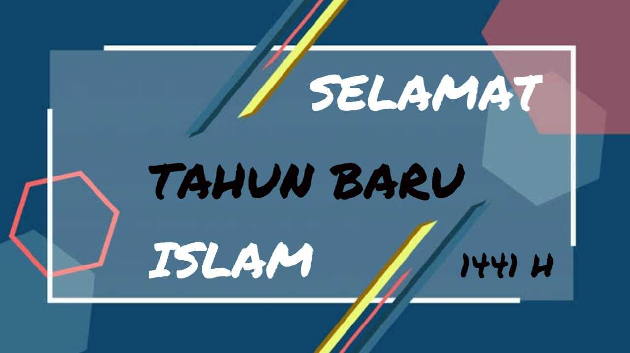 kata kata tahun baru islam 2019