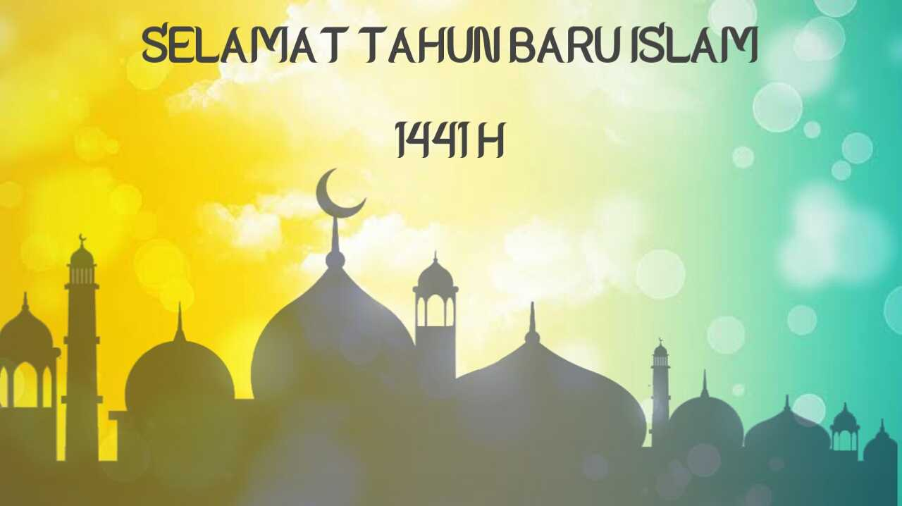kata kata tahun baru islam 1441 H