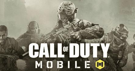tidak bisa login call of duty mobile