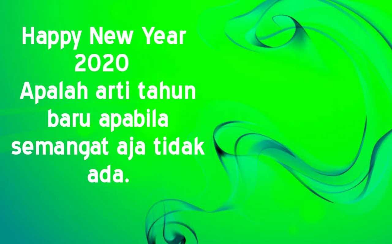 kata kata tahun baru 2020 yang menyentuh hati