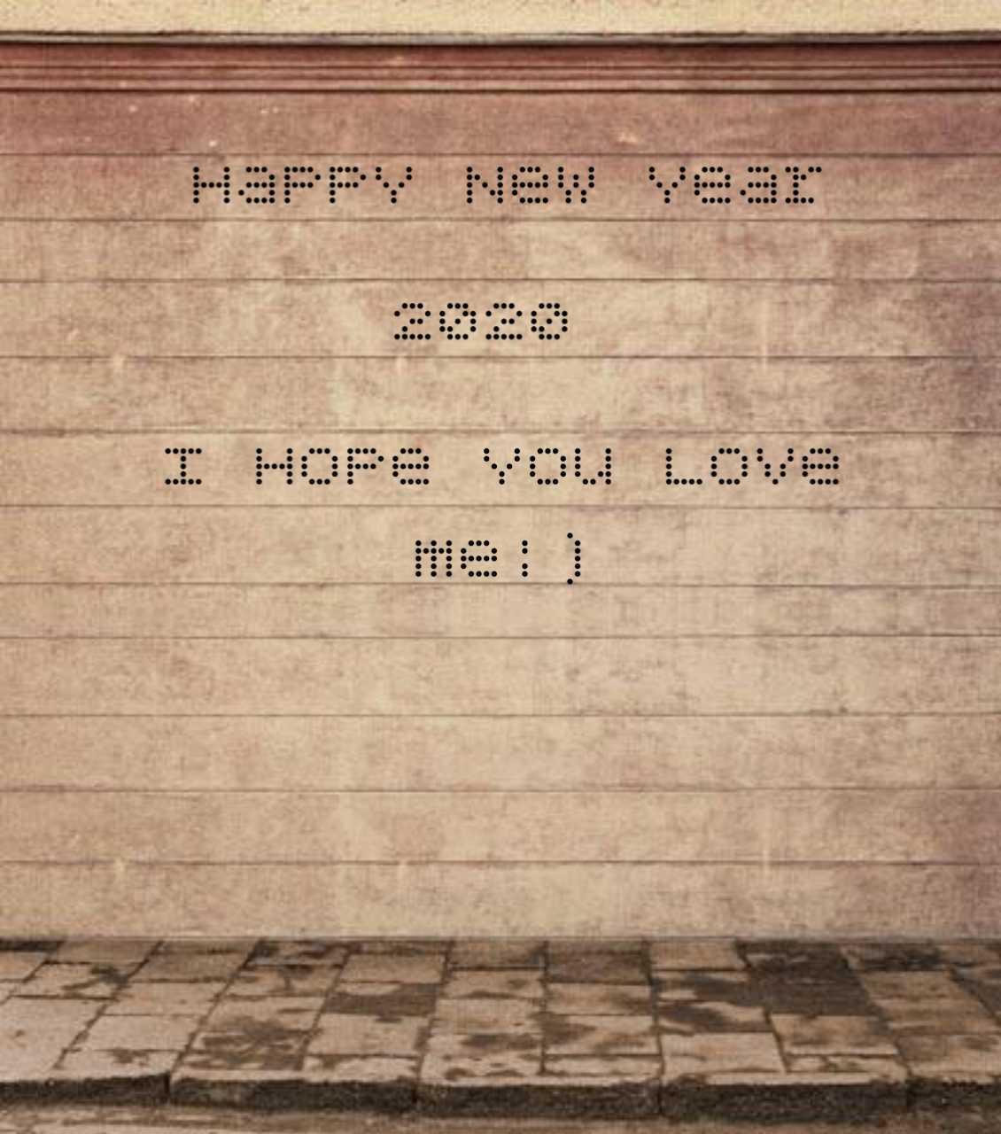 kata kata tahun baru 2020