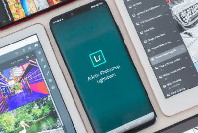 cara membuat password lightroom
