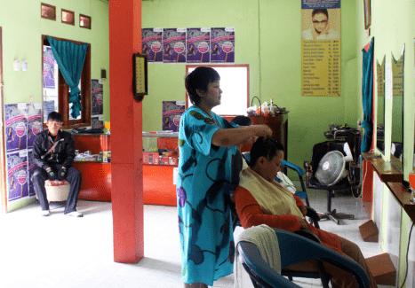 usaha sampingan ibu rumah tangga desa