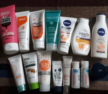 cara menggunakan make up