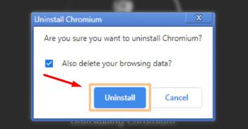 cara 11 hapus chromium